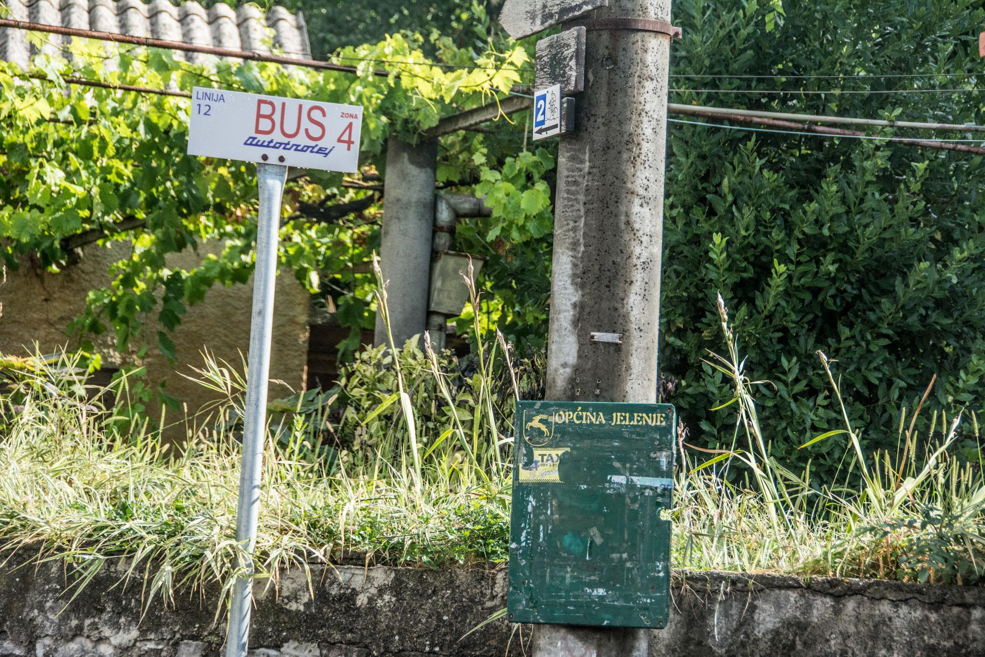 Lukeži - mjesto bez autobusne linije u ljetnim mjesecima i praznicima