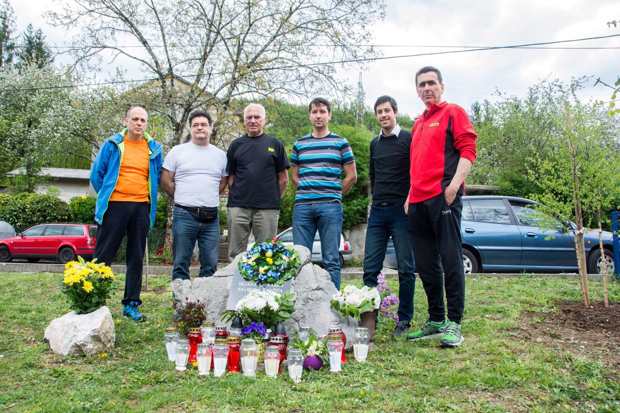 Održana biciklijada u spomen na Dejana i Dalibora