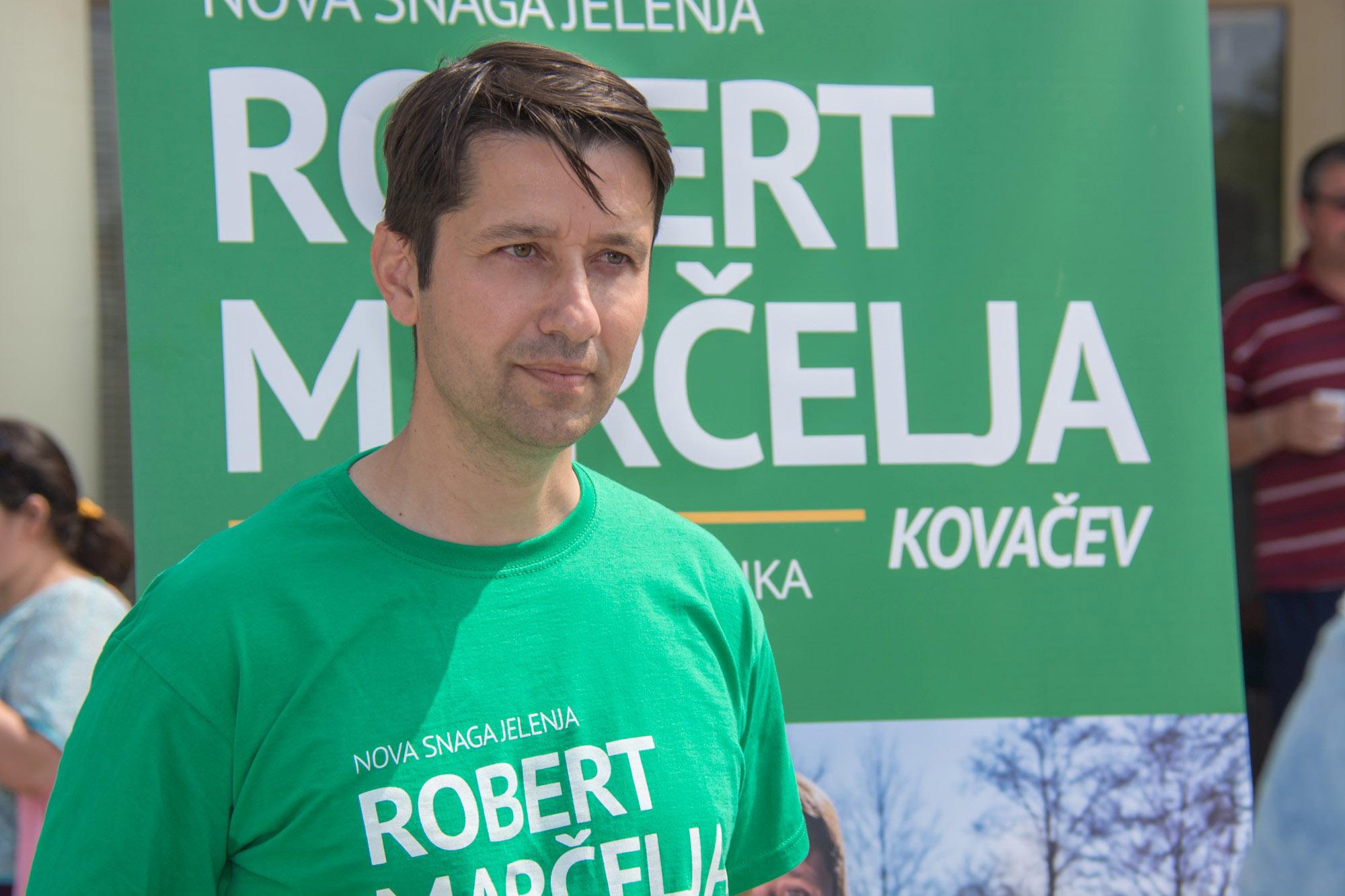 Robert Marčelja dobio je podršku mještana i institucija Primorsko-goranske županije