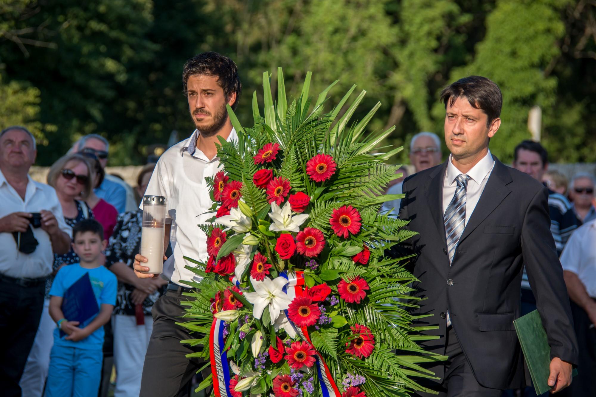 Video i foto: Obljetnica stradanja podhumskih žrtava