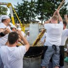 Palenta od 500 kg: U Čavlima održan 11. festval palente i sira