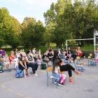 Prvašići u školskoj zgradi u Jelenju: Započela nova školska godina
