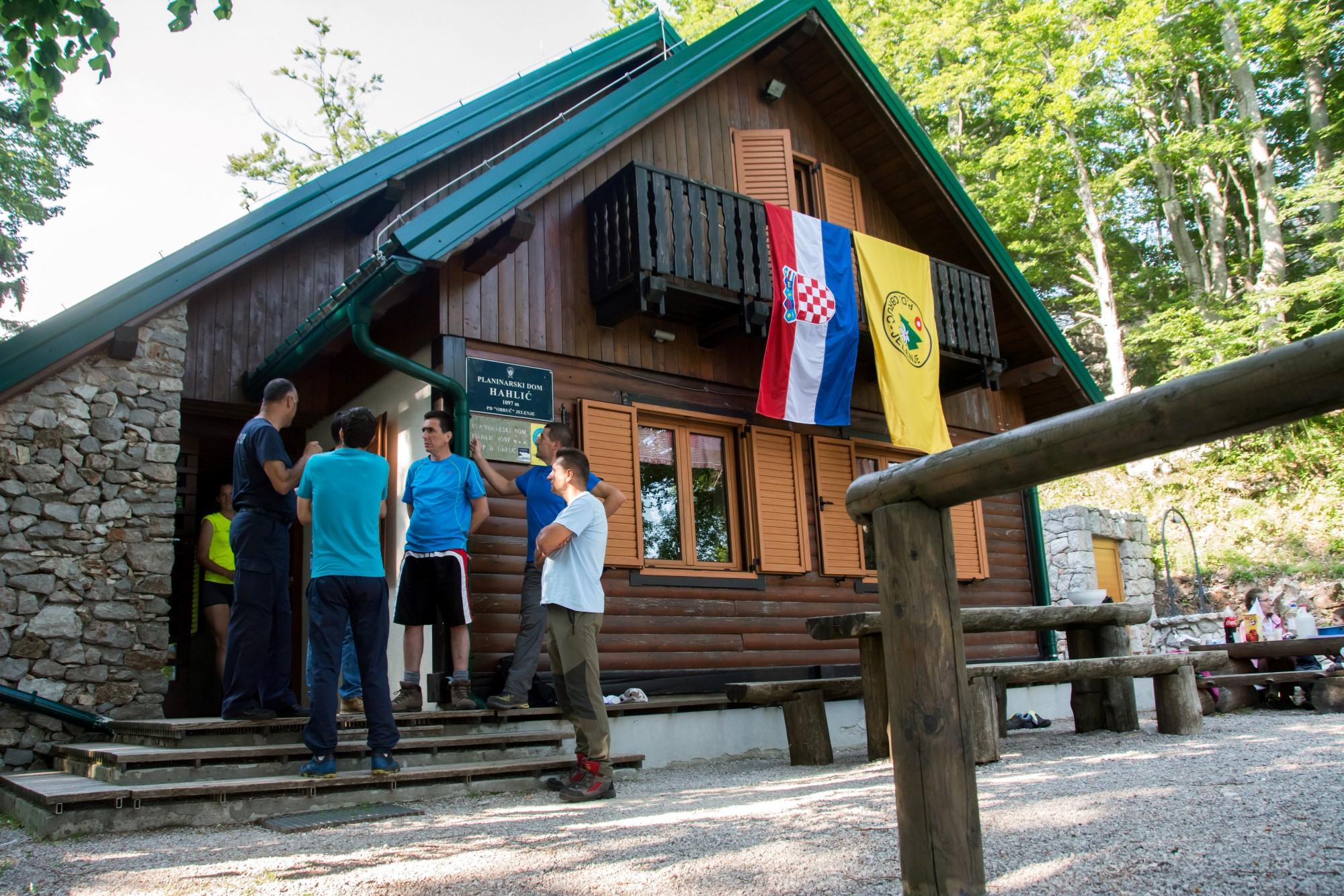 Hahlić za uru: Najboljima je potrebno 42 minute da stignu do najdražeg planinarskog doma