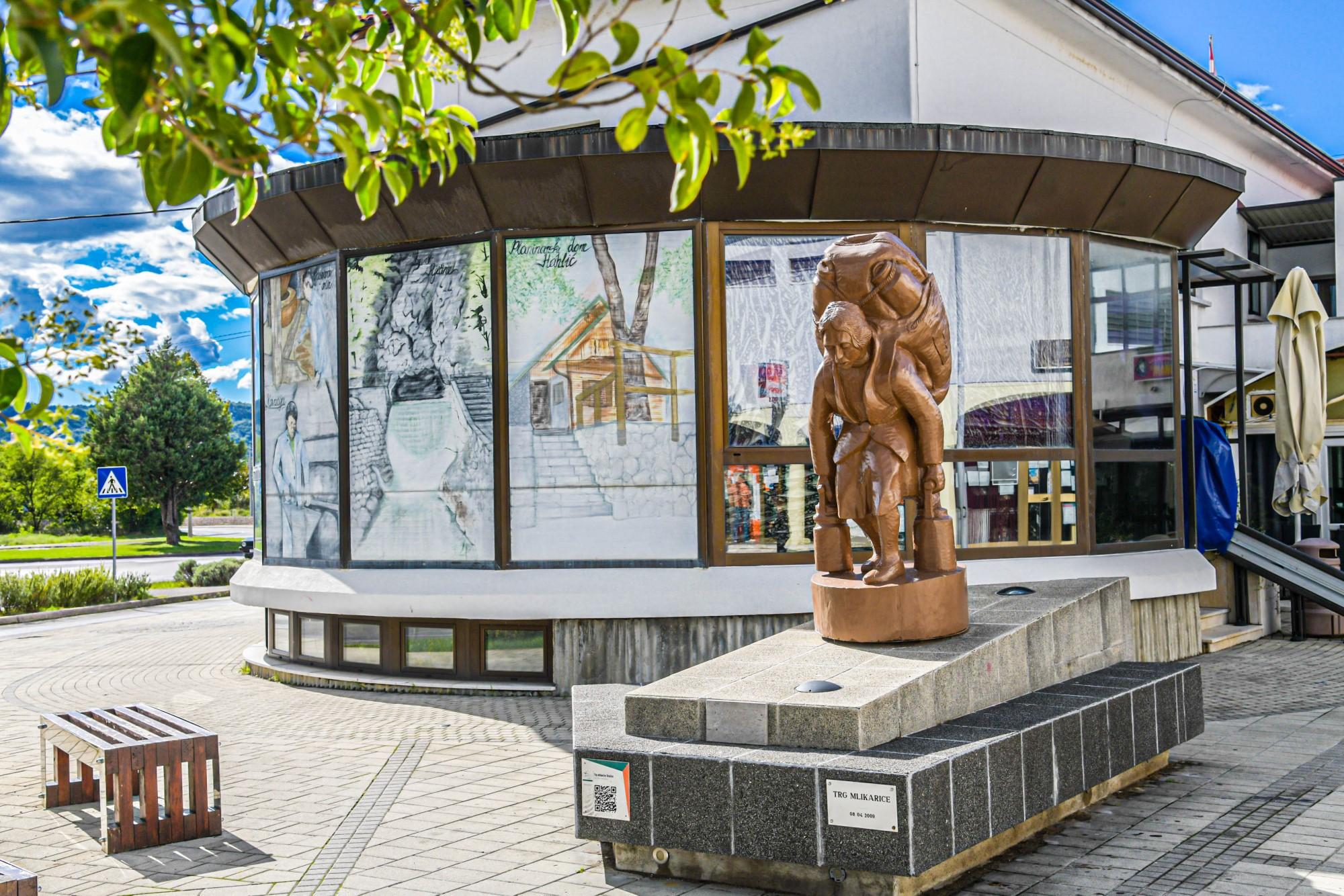 Kipu Mlikarice u Dražicama vraćen stari sjaj