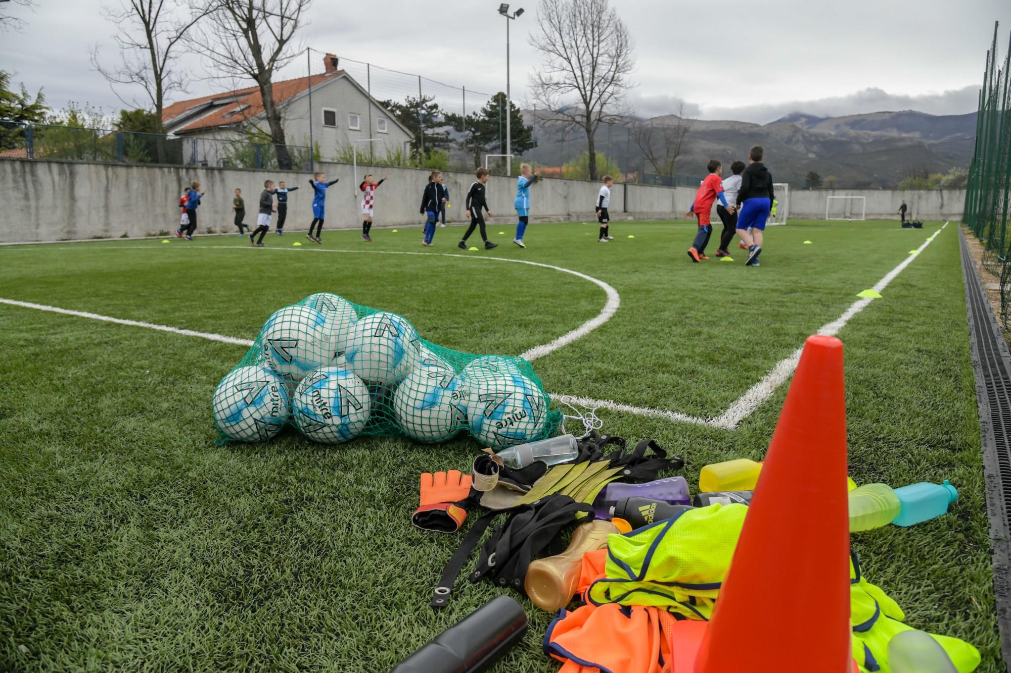 Svečano otvoren novi sportski centar u Dražicama